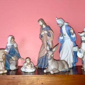 Lladro Wow Nativity